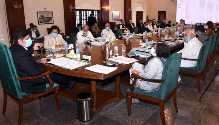 وزیراعلیٰ اور سندھ کابینہ کی تنخواہ بند کرنے کا حکم