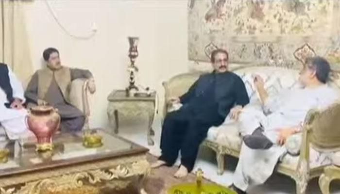 بی اے پی اور تحریک انصاف بلوچستان میں خلیج وسیع