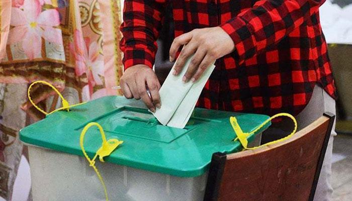 این اے 249 کراچی میں ضمنی انتخاب آج ہوگا