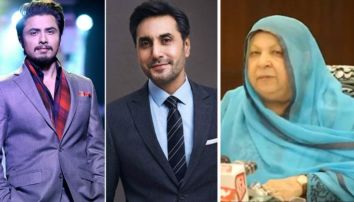 ملک کو اپنی صحت سے بالاتر رکھنے والی یاسمین راشد کے شکرگزار ہیں: عدنان صدیقی