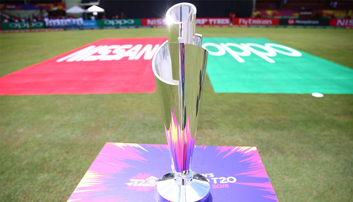 بھارت سے T20 ورلڈ کپ کی امارت منتقلی کا امکان