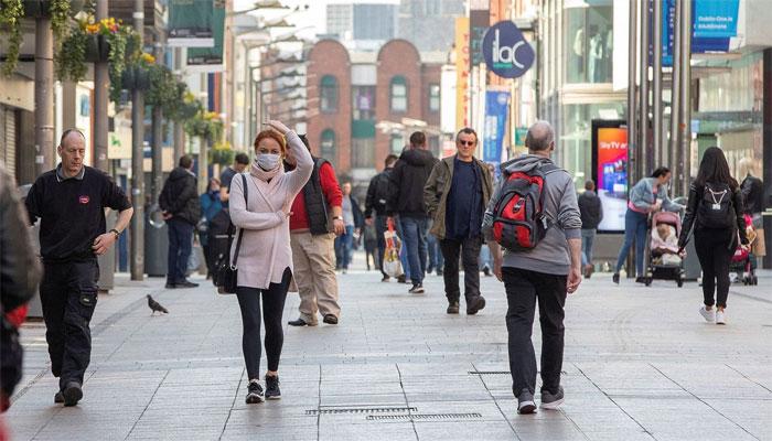آئرلینڈ میں کورونا وائرس سے مزید 4 افراد کا انتقال
