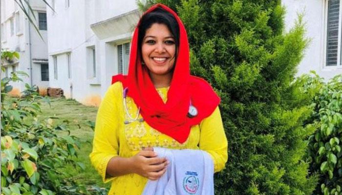بھارت، 25 سالہ حاملہ ڈاکٹر ماہا بشیر کورونا سے چل بسیں