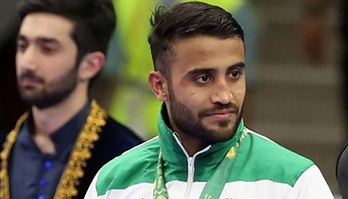 سعدی عباس کو لزبن کراٹے ون پریمئر اولمپکس رینکنگ لیگ میں شکست