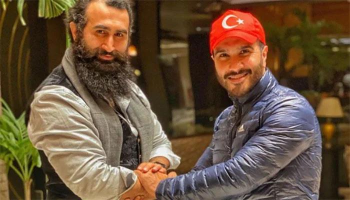 ترک اداکار کا فیروز خان کیلئےخصوصی پیغام
