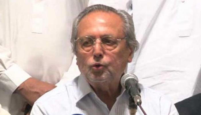 جسٹس (ر) وجیہ الدین الیکٹرانک ووٹنگ مشین کے حامی