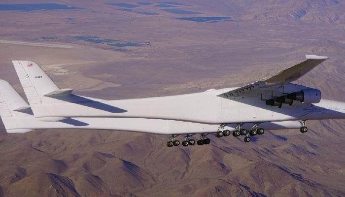 دنیا کا سب سے بڑا طیارہ اب پرواز کیلئے تیار
