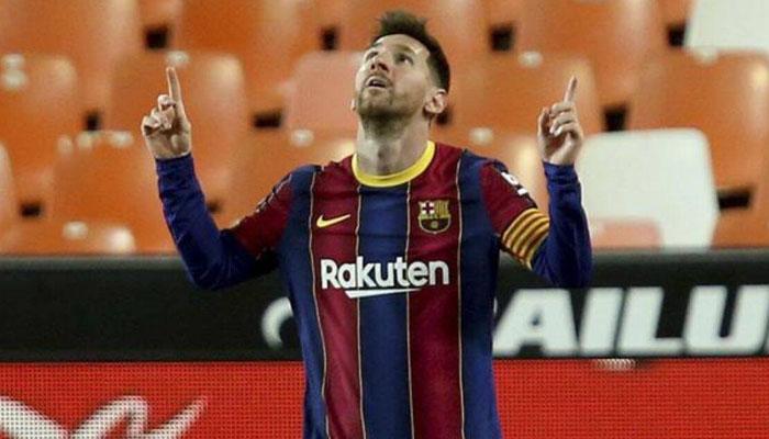 اسپینش لیگ ،بارسلونا نے ویلینشیا کو شکست دیددی
