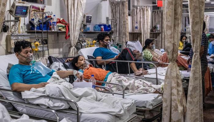 بھارت،کورونا مریضوں کی تعداد 2کروڑ سے متجاوز
