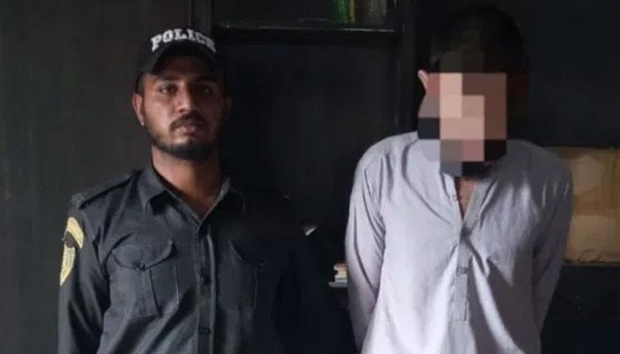 خاتون پروفیسر کے قتل میں ملوث ملزم گرفتار