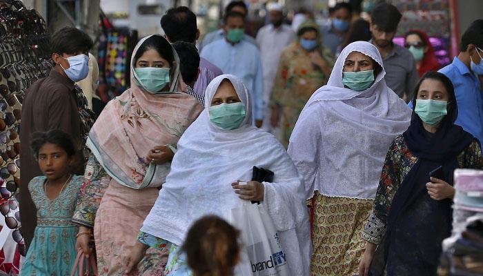 کورونا کیسز میں اضافہ پاکستان فہرست میں 1 درجے آگے