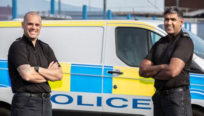 لندن، غیر مسلم پولیس سارجنٹ بھی رمضان کے احترام میں روزے رکھنے لگا