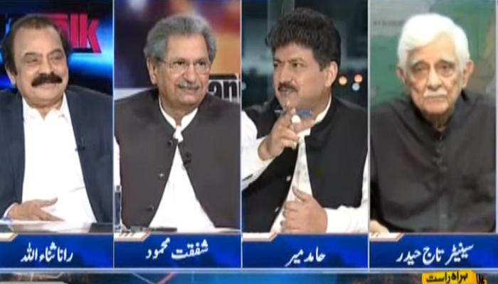 انتخابی اصلاحات پر تاج حیدر، شفقت محمود اور رانا ثنااللہ کی رائے