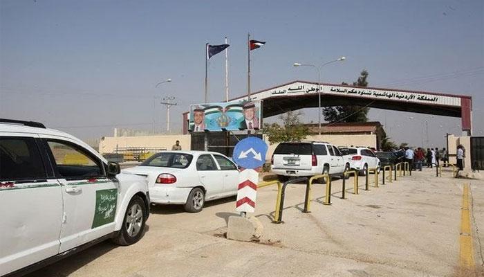 اُردن نے نو ماہ بعد سعودی عرب اور شام کے ساتھ اپنی سرحد کھول دی