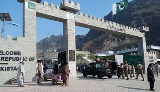 طورخم بارڈر سے افغان شہریوں کا پاکستان میں داخلہ کل سے بند