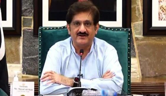 چاہتے ہیں صوبے کے ہر شہری کو ویکسین لگے، مراد علی شاہ