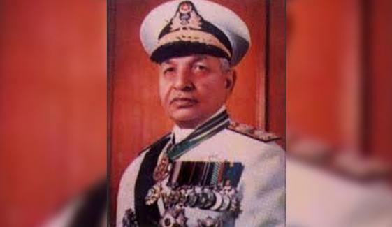 سابق نیول چیف ایڈمرل کرامت رحمان نیازی انتقال کرگئے