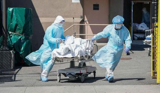 ملک میں کورونا وائرس سے مزید 161 افراد جان کی بازی ہار گئے