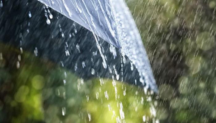 پنجاب کے مختلف علاقوں اور میرپورآزادکشمیر میں بارش