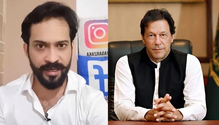 وقار زکاءکا قرض اتارنے کیلئےوزیر اعظم عمران خان کو چیلنج