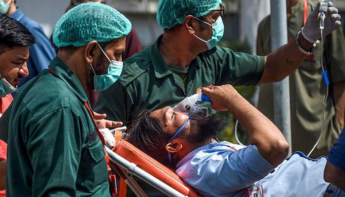 اسلام آباد میں کورونا کے مثبت کیسز میں مسلسل کمی