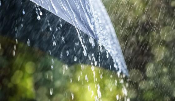 پنجاب کے مختلف علاقوں اور میرپور آزاد کشمیر میں بارش