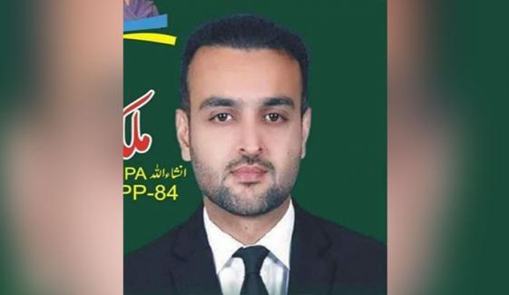 خوشاب: نون لیگی امیدوار نے ووٹ کاسٹ کر دیا