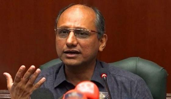 پی پی الیکشن کمیشن کا فیصلہ چیلنج نہیں کرے گی: سعید غنی