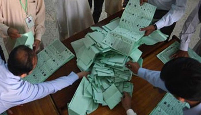 این اے 249 ضمنی انتخاب، ووٹوں کی دوبارہ گنتی شروع