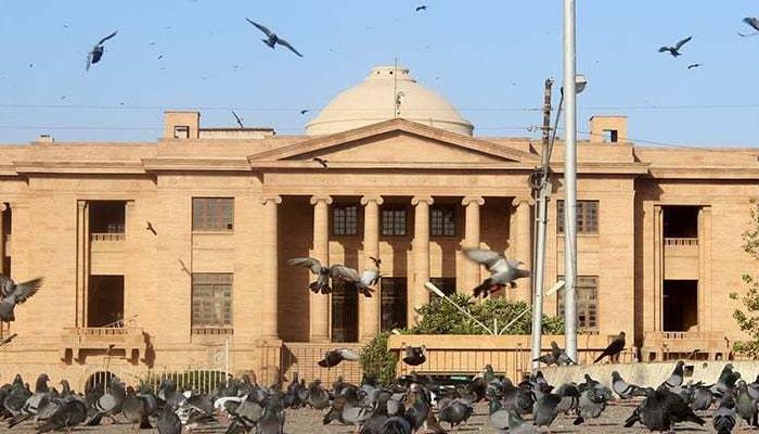 سندھ ہائی کورٹ کا ایڈمنسٹریٹر کراچی کو شوکاز نوٹس