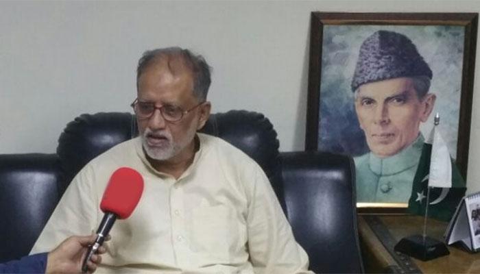 آر آو الیکشن ایکٹ کی جانب داری کر رہے ہیں: حفیظ الدین