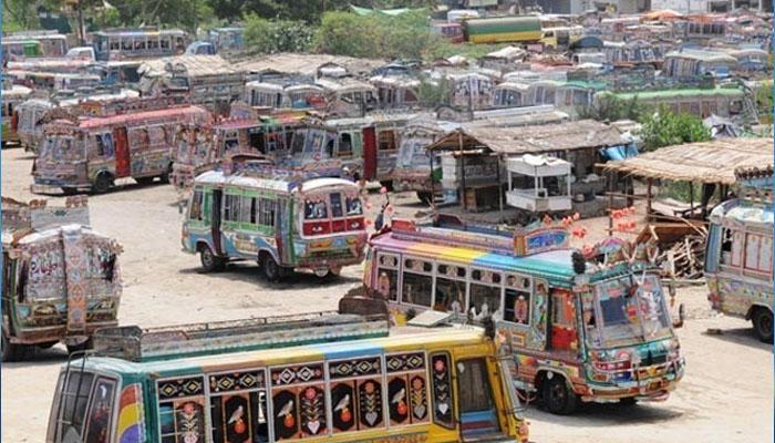 سندھ میں 8 تا 16مئی پبلک ٹرانسپورٹ مکمل بند رہےگی