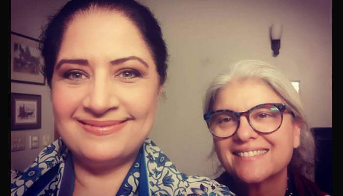 کورونا کا شکار مرینہ خان کی صحتیابی کیلئے دعا کریں: عتیقہ اوڈھو