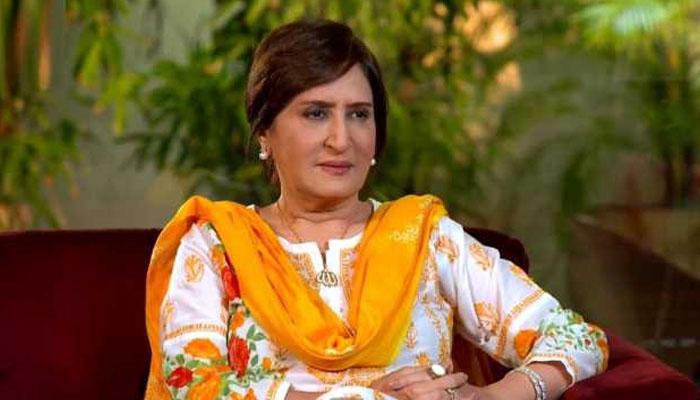اداکارہ سنبل شاہد انتقال کر گئیں