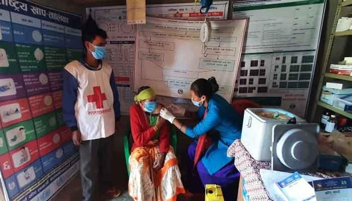 جنوبی ایشیائی ممالک میں قابو سے باہر کورونا وبا انسانی تباہی ہے، فیدڈریشن آف ریڈ کراس