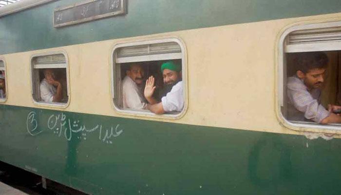 عیدالفطر کے موقع پر کراچی سے 6 خصوصی ٹرین روانہ ہونگی، ڈویژنل سپرنٹنڈنٹ ریلوے
