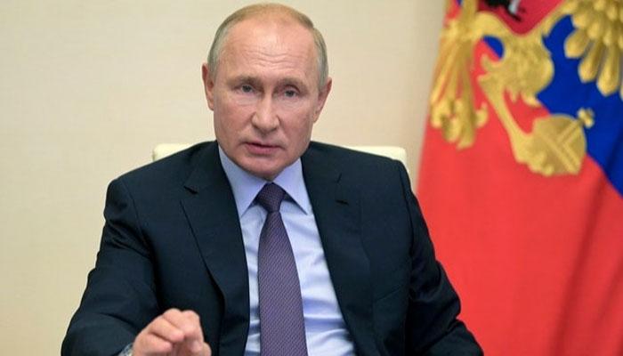 ہماری ویکیسن اتنی ہی محفوظ اور قابل بھروسہ ،جتنی کلاشنکوف رائفل ہے، پیوٹن