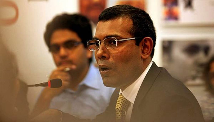 مالدیپ: مالے میں بم دھماکا، سابق صدر محمد نشید شدید زخمی