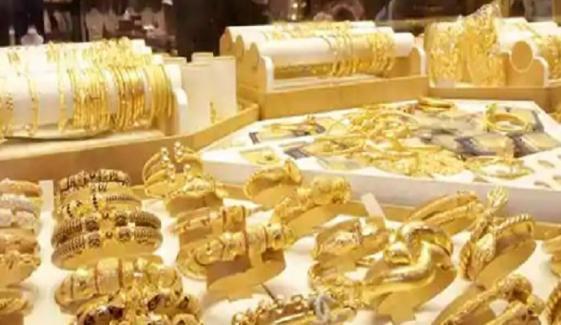 کراچی: سونار کی دکان میں چوری کا ڈراپ سین