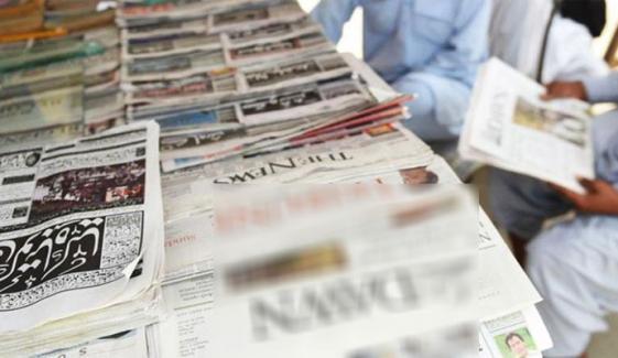 کراچی: تجاوزات آپریشن کی زد میں اخبار فروشوں کے قانونی اسٹال بھی آگئے