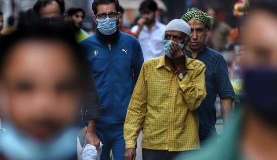 بھارت میں  کورونا سے اموات کا نیا ر ریکارڈ