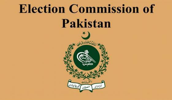 الیکشن کمیشن کا بائیکاٹ کرنے والی جماعتوں کو نوٹس