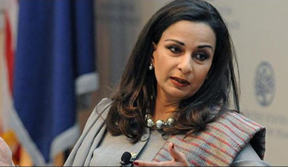 آرڈیننس کے ذریعے انتخابی اصلاحات کی کوشش مضحکہ خیز ہے،شیری رحمان