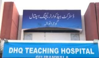 گوجرانوالہ صحت حکام کا لاہوری وینٹی لیٹرز پر اصرار