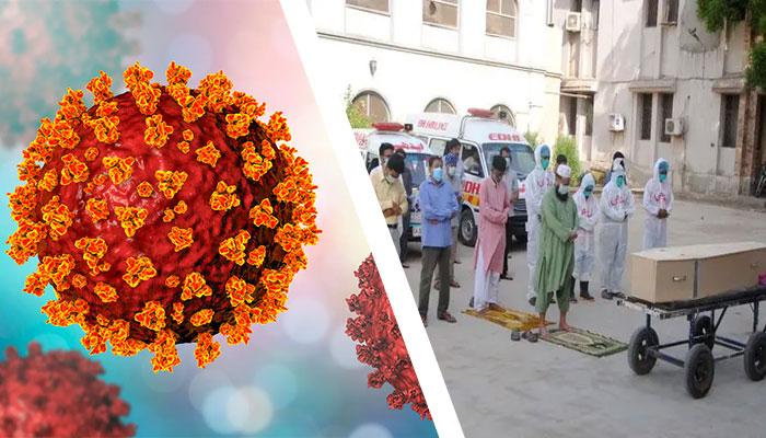 پاکستان: کورونا وائرس کیسز ساڑھے 8 لاکھ سے متجاوز، مزید 140 اموات