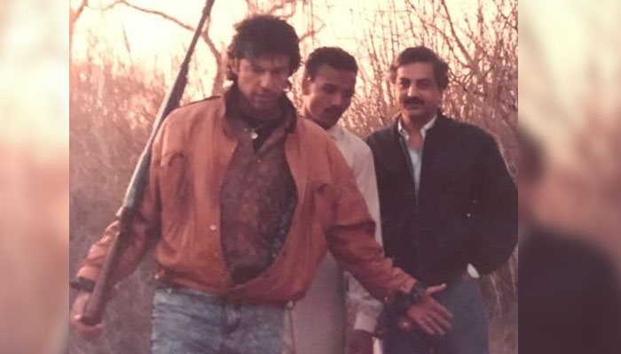 نادیہ جمیل کی والد اور عمران خان سے جُڑی سنہری یاد