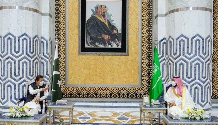 وزیراعظم کے دورۂ سعودی عرب کی تفصیل شاہ محمود قریشی نے بتادی