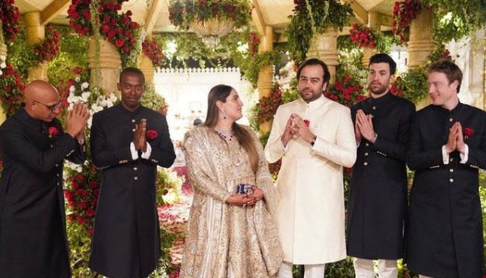 بختاور بھٹو اور محمود چوہدری کی شادی کی کچھ حسین یادیں
