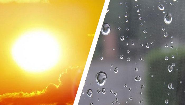 بلوچستان میں کہیں موسم گرم تو کہیں بارش