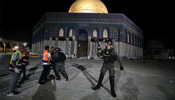 اسرائیل، فلسطینیوں کے خلاف جاری بربریت کو فوری روکے، اردن